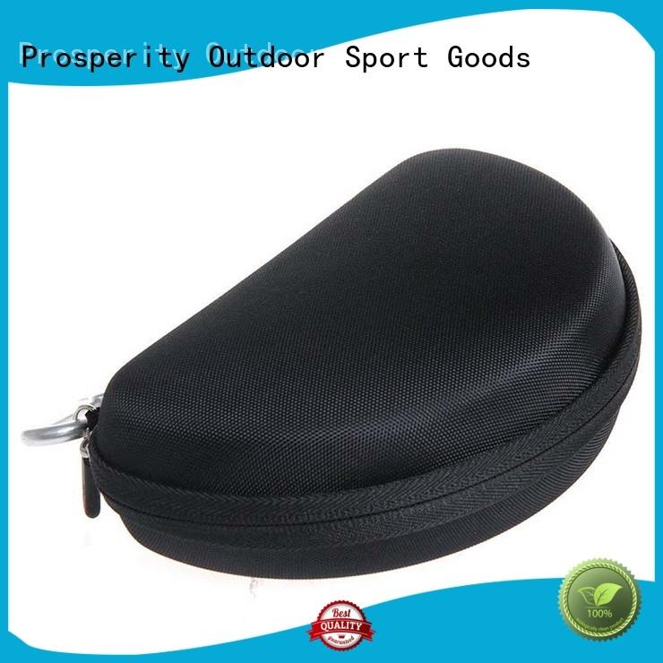 Prosperity waterproof eva travel case disk carrying case for brushes