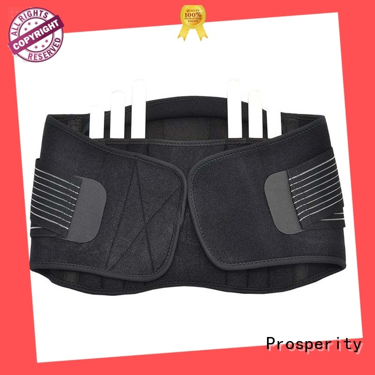 Prosperity breathable support sport pull straps for powerlifting