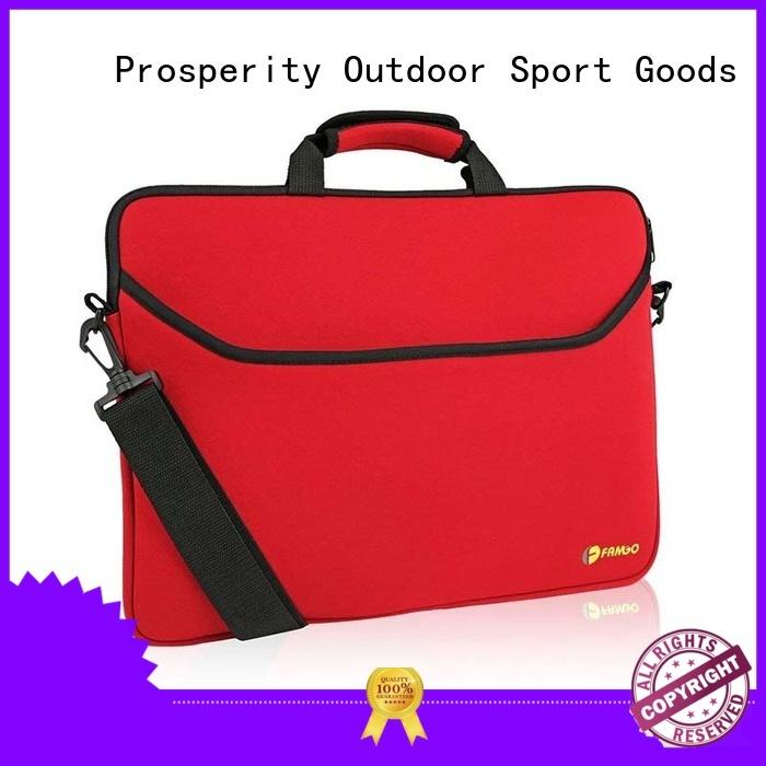 Prosperity new style bag neoprene carrier tote bag for hiking