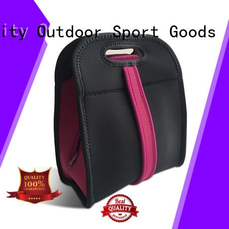 Prosperity cooler custom neoprene bags carrying case for travel