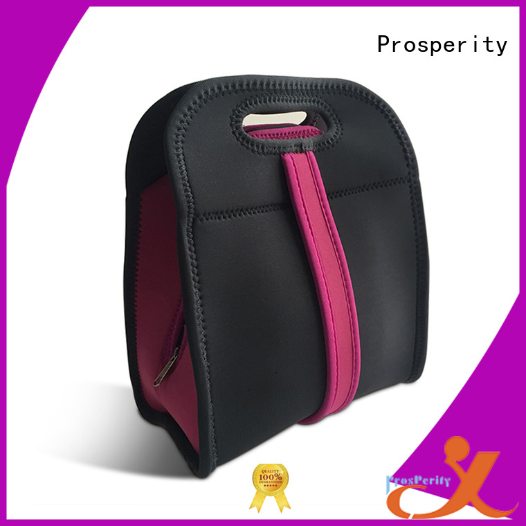 Prosperity neoprene bags carrying case for hiking