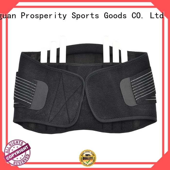 removable Sport support trainer belt for basketball