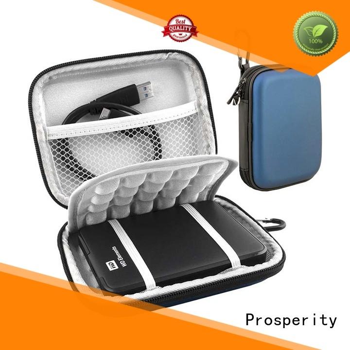 Prosperity portable eva box pencil box for brushes