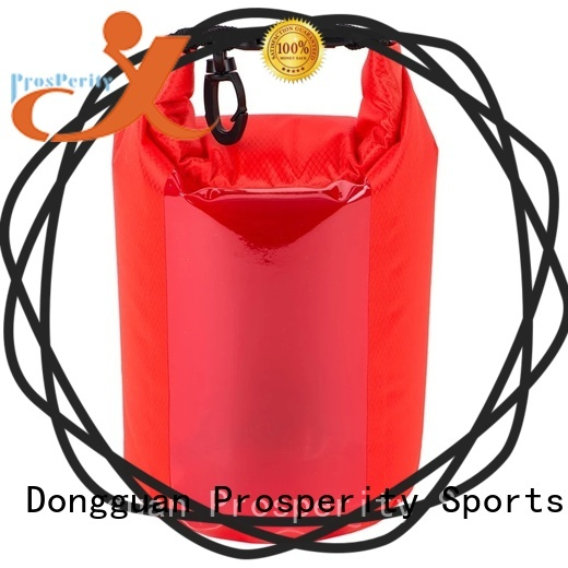 Prosperity big dry bag factory for kayaking