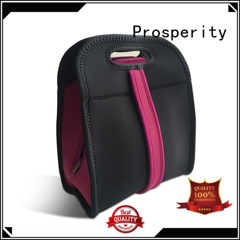 sleeve neoprene travel bag with accessories pocket for travel
