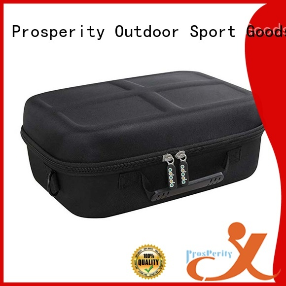 Prosperity large eva foam case glasses travel case for hard drive
