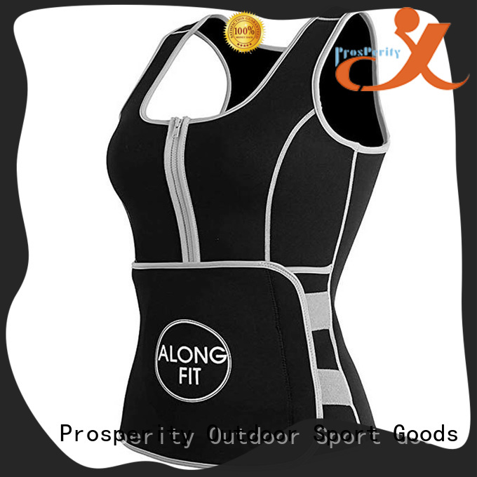 Prosperity support sport with adjustable shaper for squats