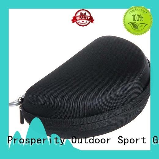 Prosperity waterproof eva foam case with strap for brushes