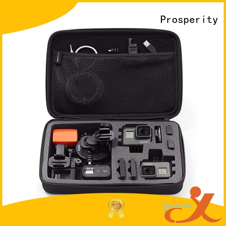 Prosperity protective EVA case first aid pouch for switch
