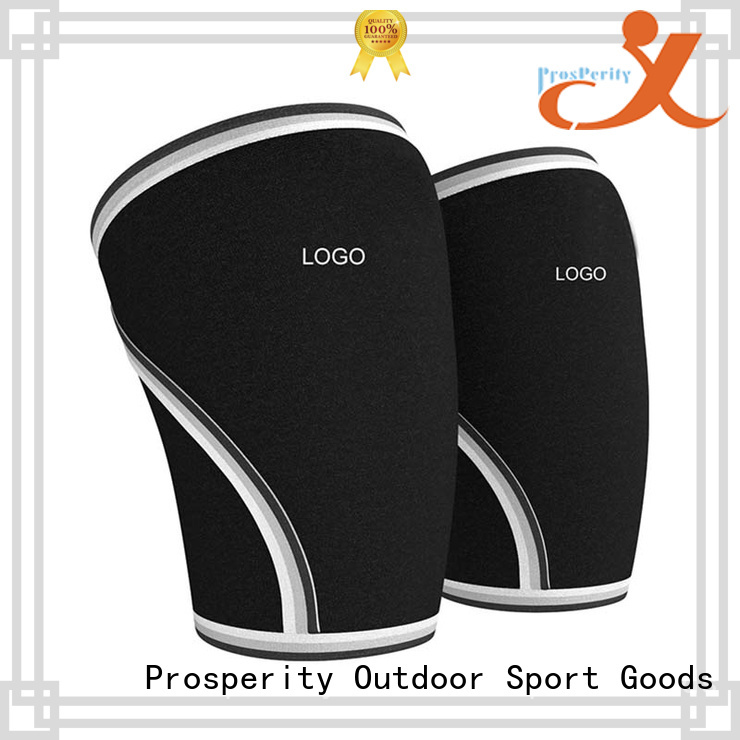 Prosperity lumbar support sport pull straps for weightlifting