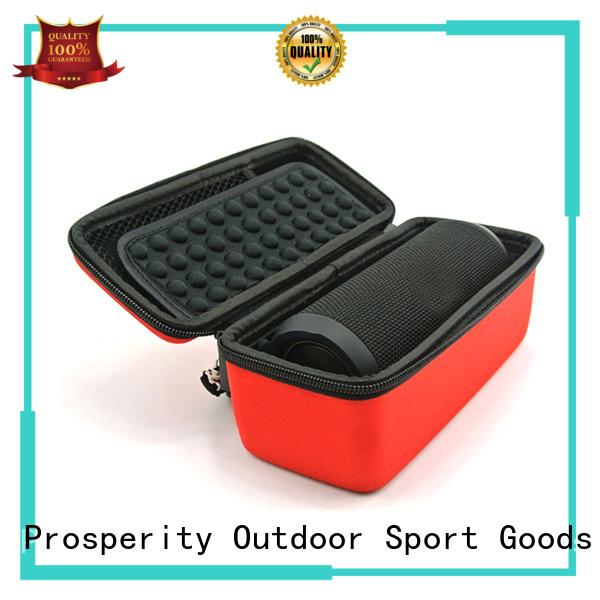 Prosperity shockproof eva box speaker case for pens