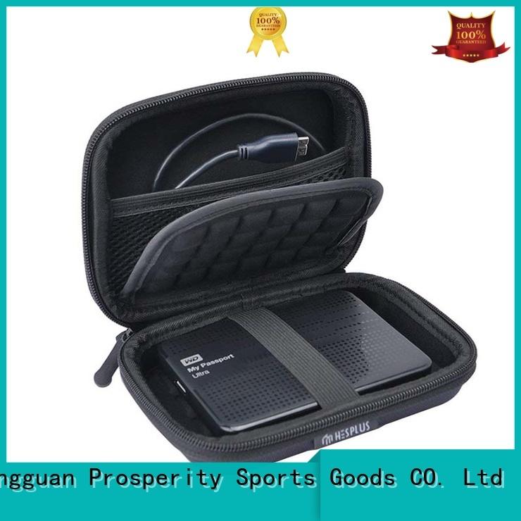 Prosperity mini eva travel case speaker case for switch