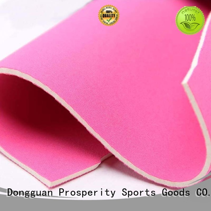 Prosperity hook Neoprene fabric supplier for medical protection