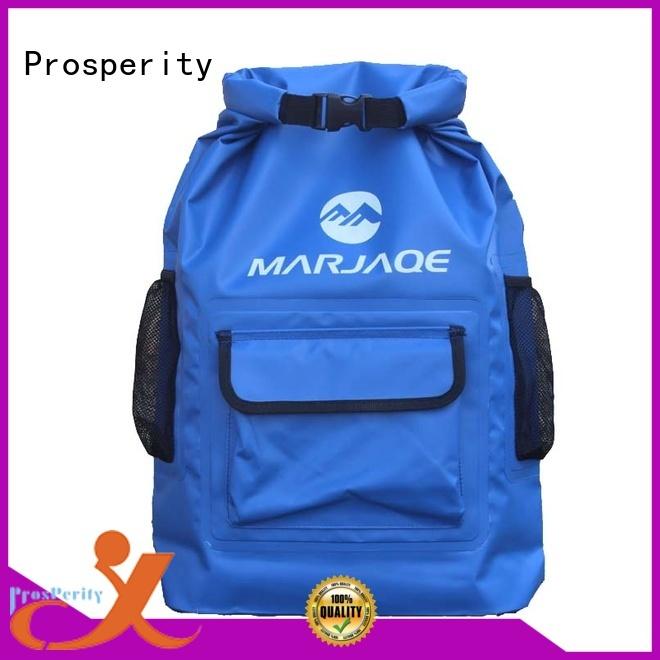 Prosperity waterproof mini bag manufacturer for kayaking