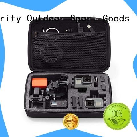 Prosperity colored eva box speaker case for gopro camera