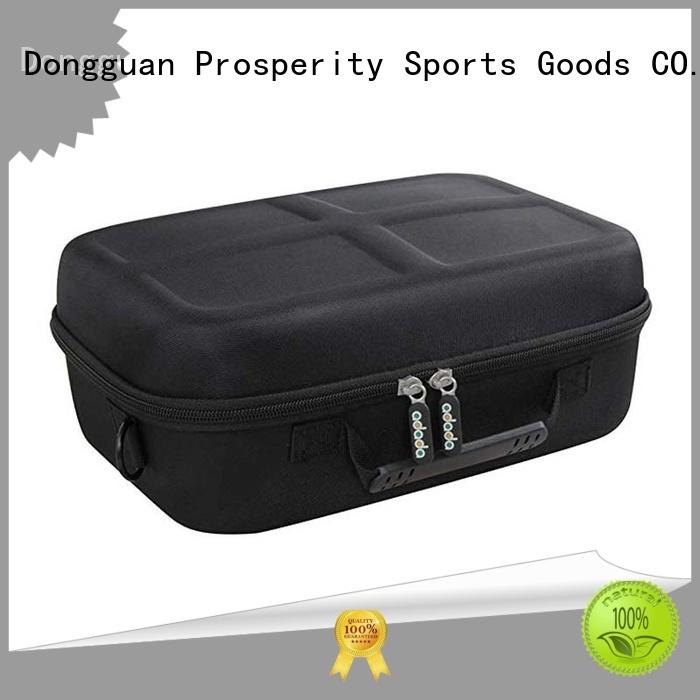 Prosperity eva bag speaker case for hard drive