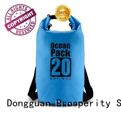 Prosperity dry bag with strap manufacturer for fishing