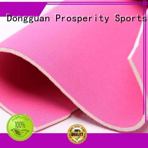 Breathable waterproof   neoprene fabric sponge rubber sheet