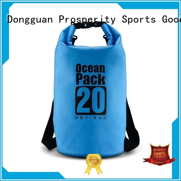 Prosperity outdoor dry pack manufacturer for rafting