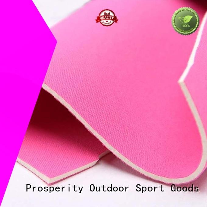 Prosperity loop neoprene fabric wholesale manufacturer for sport