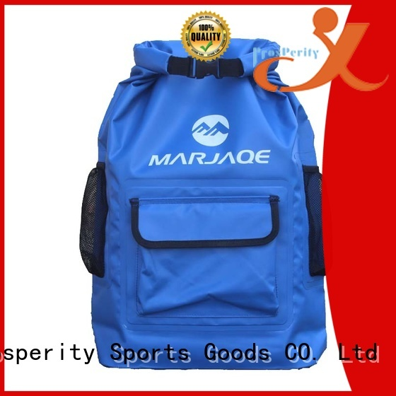 Prosperity best dry bag manufacturer for kayaking