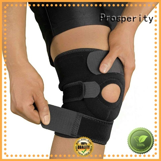 Prosperity adjustable support sport with adjustable shaper for squats