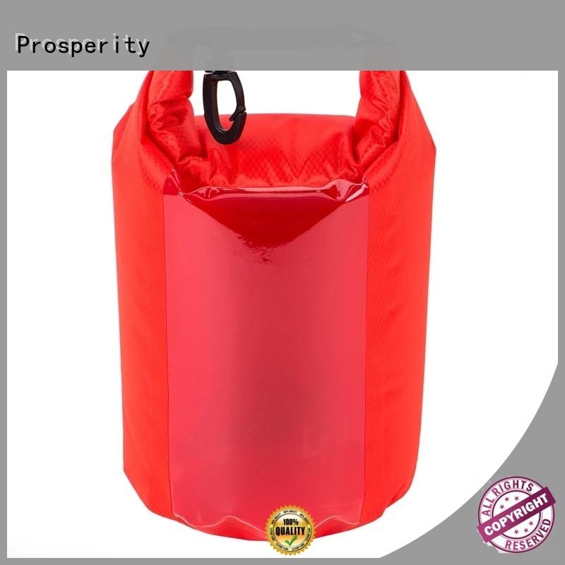 Prosperity dry pack manufacturer open water swim buoy flotation device