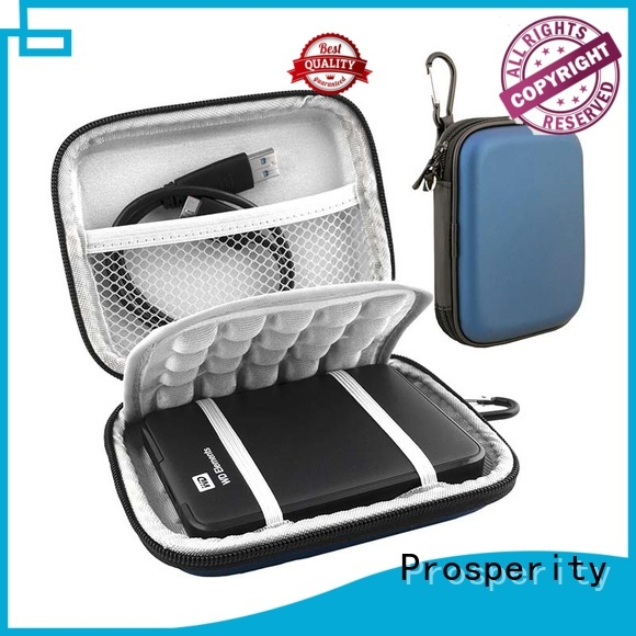 Prosperity waterproof eva laptop case glasses travel case for switch