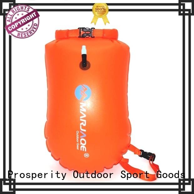 lightbest dry bag with adjustable shoulder strap for boating