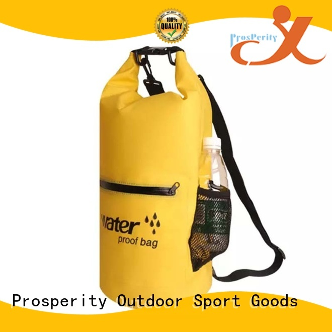 Prosperity dry bag with strap manufacturer for boating