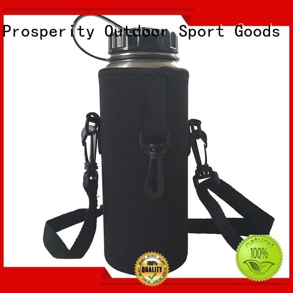 Prosperity sleeve neoprene travel bag water bottle holder for sale