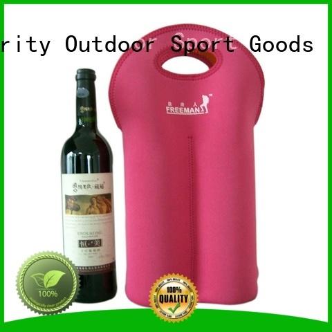 sleeve custom neoprene bags water bottle holder for sale
