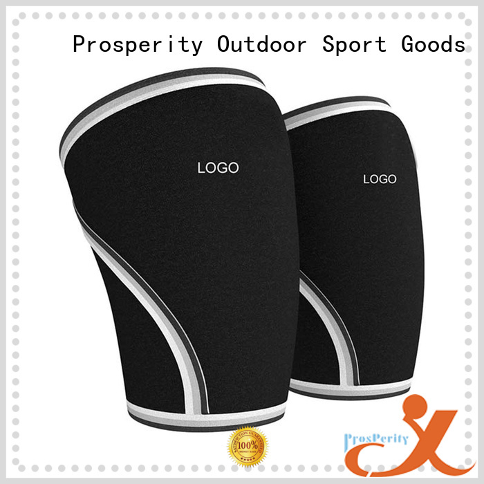 Prosperity breathable knee support for basketball