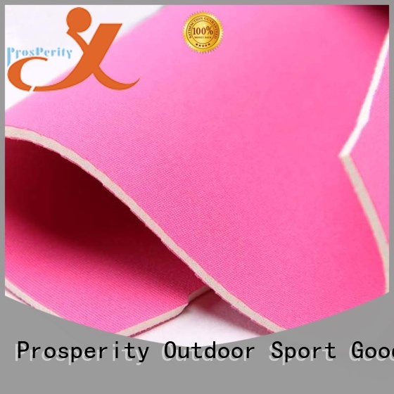 Prosperity new neoprene fabric sheets wholesale for knee support