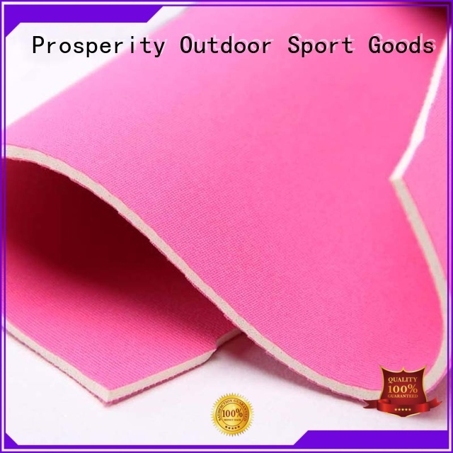 Prosperity neoprene fabric suppliers wholesale for knee support