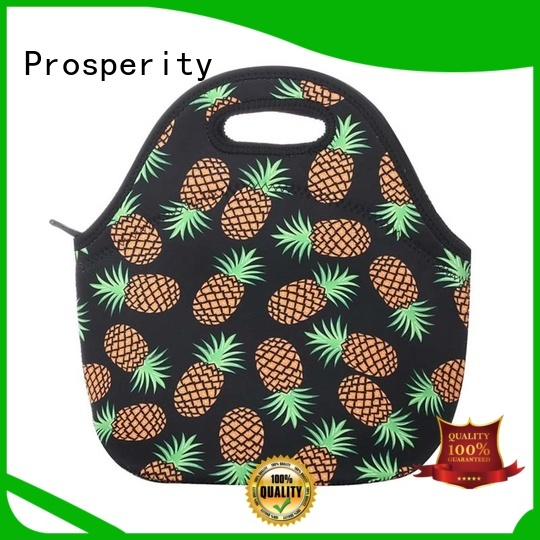 Prosperity fashion bag neoprene water bottle holder for sale