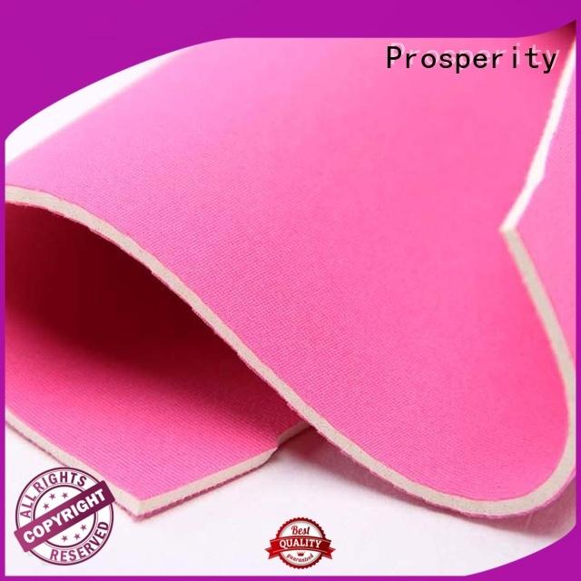 neoprene fabric suppliers sponge rubber sheet for medical protection Prosperity