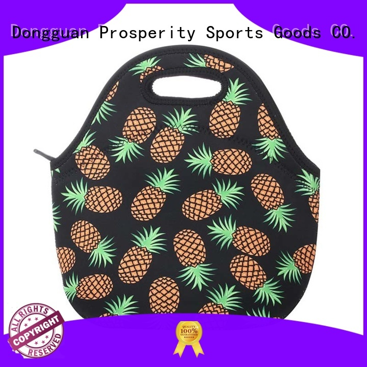 Prosperity bag neoprene beach tote bags for sale