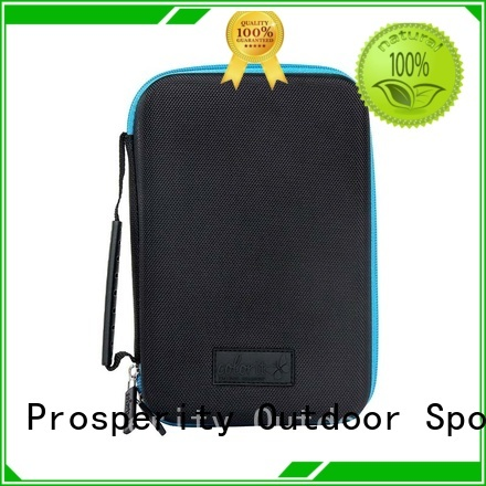 Prosperity eva zip case disk carrying case for gopro camera