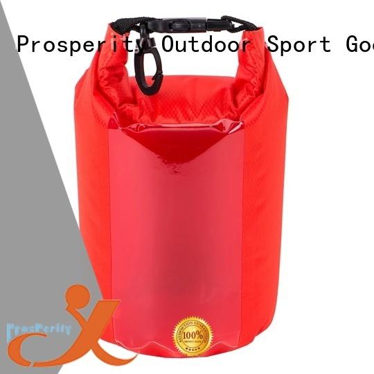 light best dry bag with innovative transparent window design for kayaking