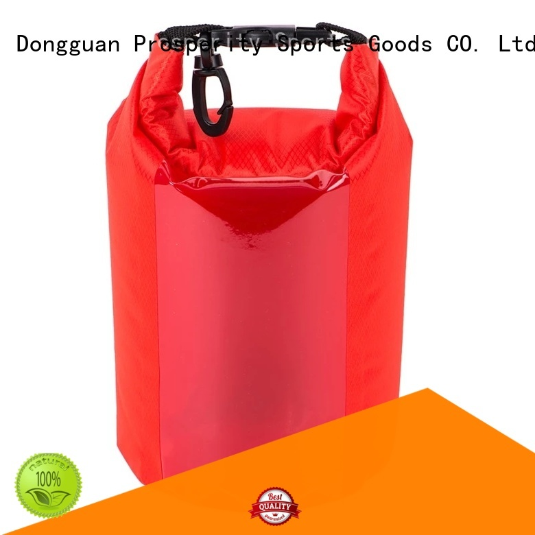 best dry bags for kayaking with adjustable shoulder strap open water swim buoy flotation device Prosperity