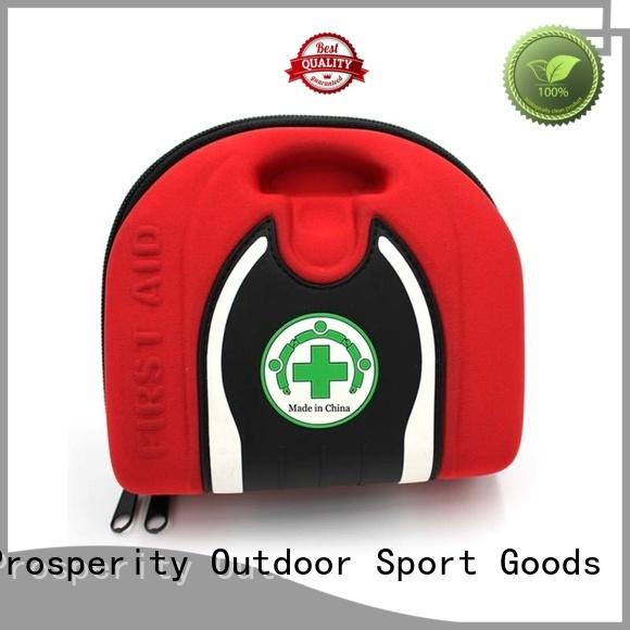 Prosperity black eva bag with strap for pens