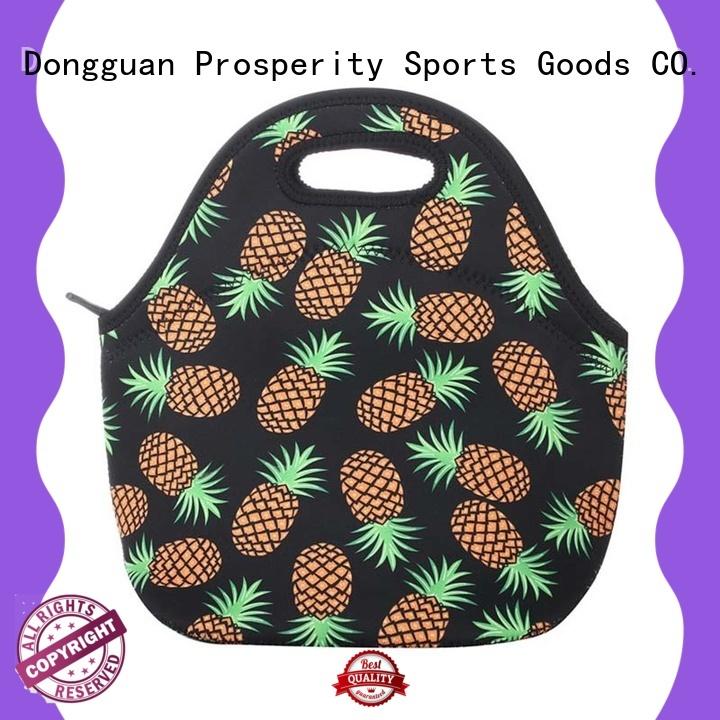 Prosperity color neoprene travel bag beach tote bags for sale