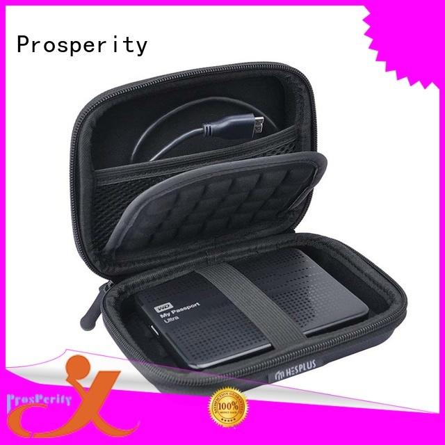 Prosperity new headphone hard case manufacturer for brushes