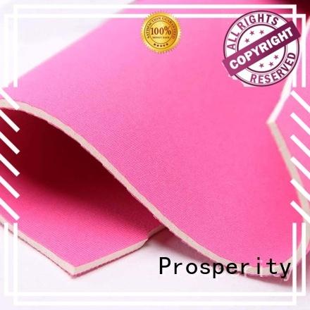Prosperity custom neoprene fabric sheets distributor for sport