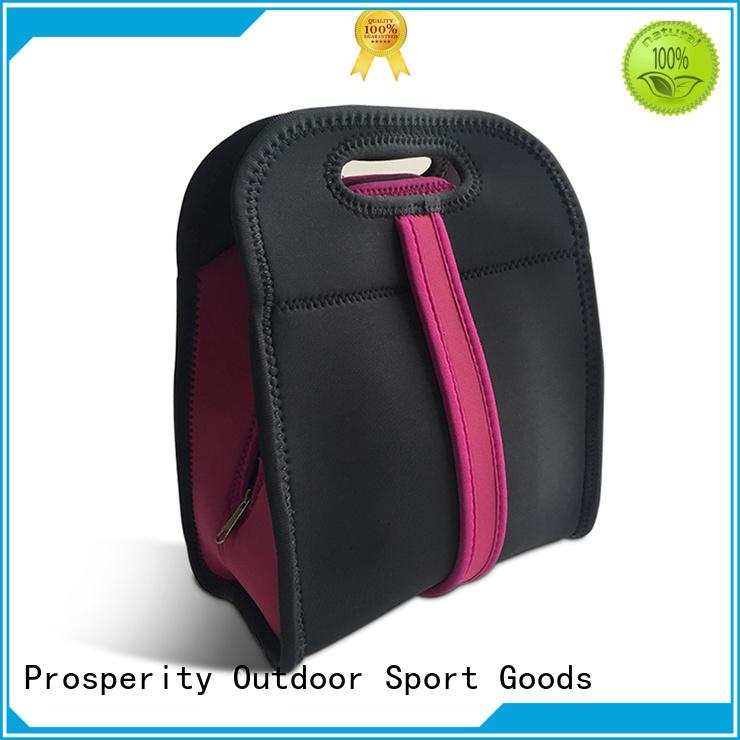 Prosperity wholesale neoprene bags carrying case for travel