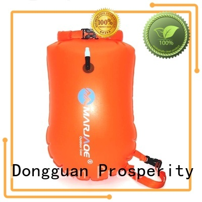 Prosperity outdoor dry pack bag manufacturer for fishing