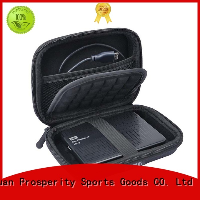 shockproof eva carrying case pencil box for pens