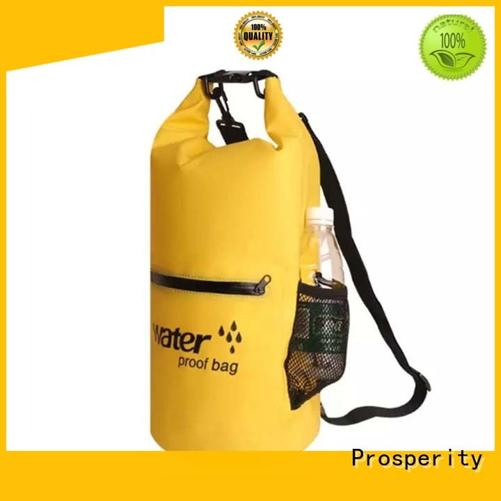 Prosperity polyester large dry bag for rafting