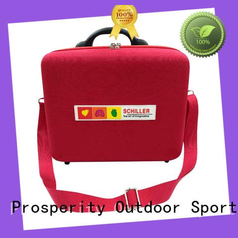 Prosperity deluxe eva foam case with strap for gopro camera